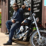 How it all began: From motorcycle fantasy to road-trip reality