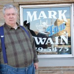 Small Jamestown, Tennessee makes the most of Mark Twain
