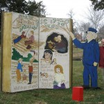 Small river towns of Keokuk, IA, and Cape Girardeau, MO, showcase Twain's writings and letters