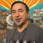 "Mexican American artist Andy Valdivia depicts overcoming violence, poverty and ""Mexican Heaven"""